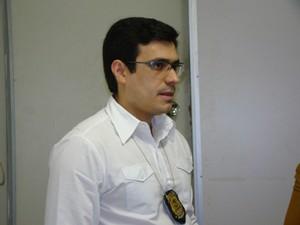 Segundo o delegado, vítima possivelmente está morta (Foto: Jaqueline Almeida/ G1 Caruaru)