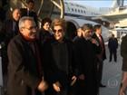 Dilma chega a Paris para participar da Cúpula do Clima da ONU