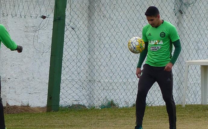 Thiago Lopes Coritiba (Foto: Monique Silva)