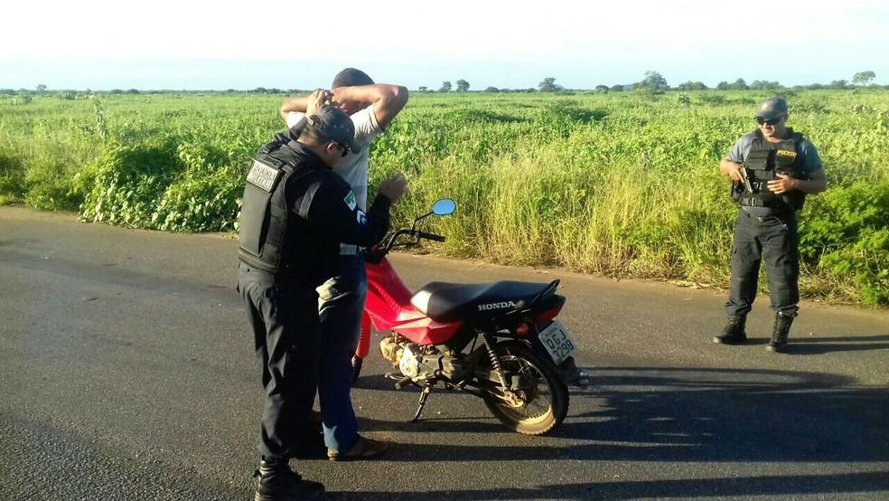 Operação durou 24 horas e aconteceu em todo o Rio Grande do Norte (Foto: Divulgação/Polícia Militar)