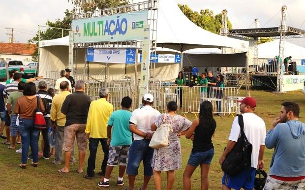 Multiação alcança mais de 150 mil atendimento em todo estado de Mato Grosso (Foto: reprodução/internet)