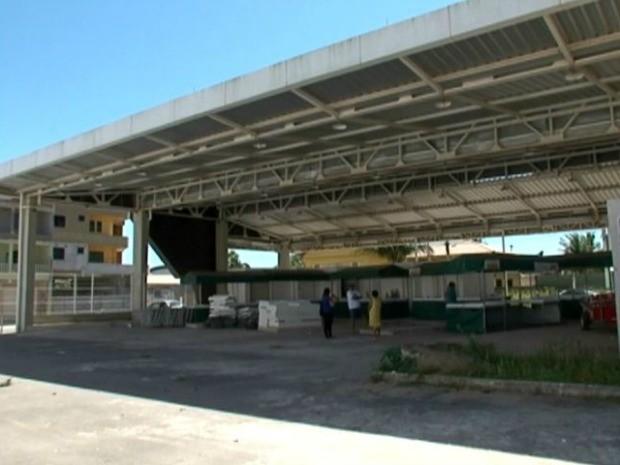 Rodoviária de Itapemirim vai ser privatizada (Foto: Reprodução/ TV Gazeta)