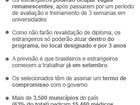 CRM alega 'segurança e zelo' para negar registro a médicos no Paraná