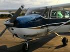 PF investiga pouso irregular de avião em fazenda do ex-governador Zé Filho