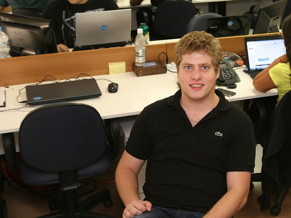 Luan Gabellini, que tem uma empresa focada em plataforma e transporte para pequenas lojas virtuais, estima alta de cerca de 30% no valor do frete (Foto: Divulgação)