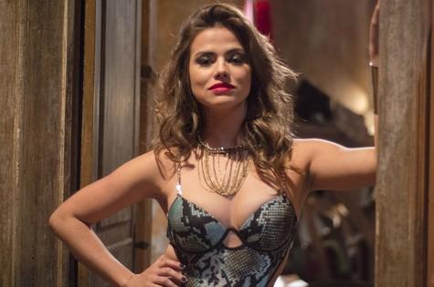 Laryssa Dias (Foto: Divulgação)