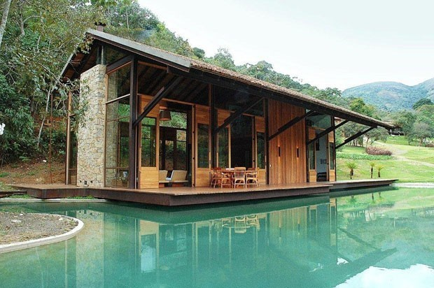 10 Chals Exaltam A Vida Nas Montanhas Casa Vogue Casas