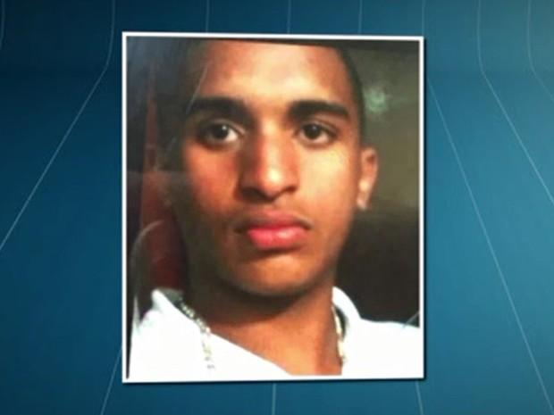 Jadson desaparecido em Sarandi (Foto: Reprodução/RPC)