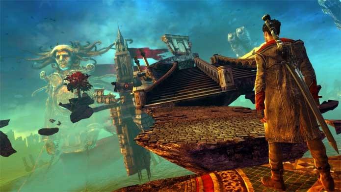 DmC Devil May Cry em oferta no Steam (Foto: Divulgação/Capcom)