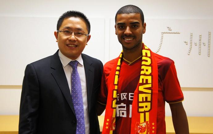 Alan Guangzhou Evergrande (Foto: Site Oficial Guangzhou Evergrande)