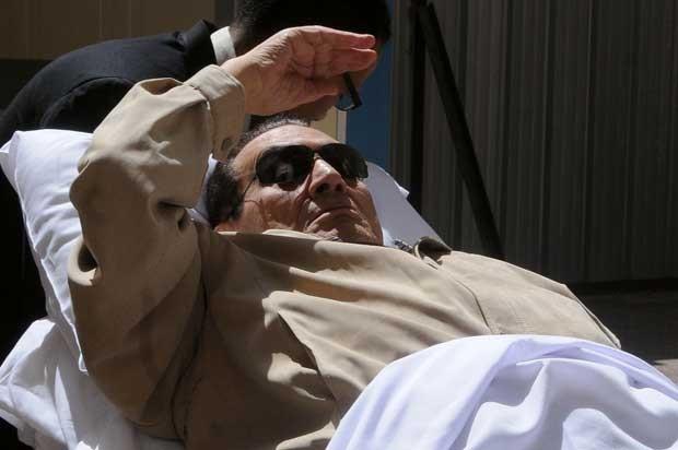 Ex-presidente foi considerado culpado por massacre de manifestantes. (Foto: AFP)
