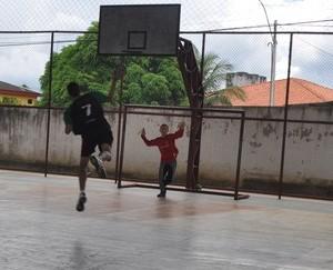 Handebol Acre (Foto: Francisco Rocha)