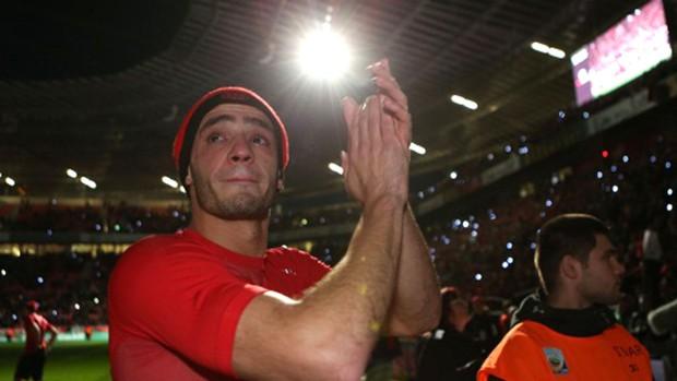 despedida de Renato Augusto, do Bayer Leverkusen (Foto: Divulgação)