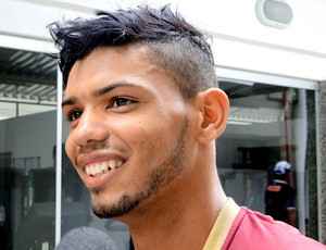 Carlos Atlético-MG sub 20  (Foto: Fernando Martins / Globoesporte.com)