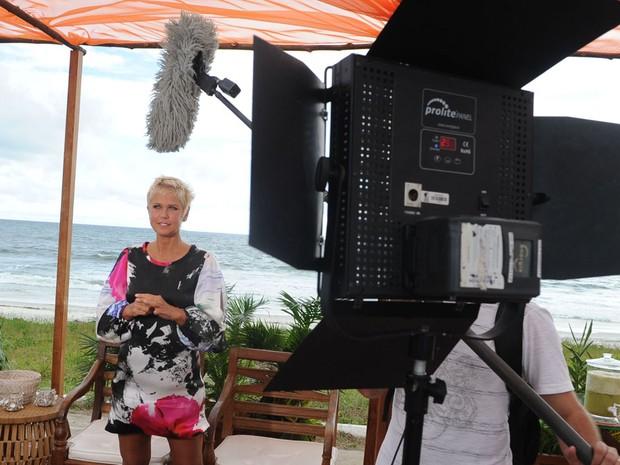 Xuxa - Somente para Especial (Foto: Blad Meneghel)
