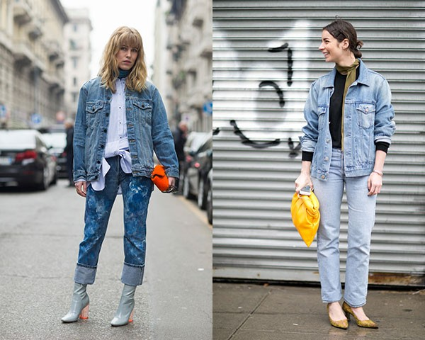 As jaquetas clássicas sempre vão ter espaço no guarda-roupa (Foto: Imaxtree)