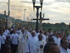Católicos vão às ruas de Rio Branco participar do Círio de Nazaré