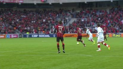 Melhores momentos: Atlético-PR 1 x 1 Vitória pela 15ª rodada do Brasileirão