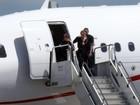 Madonna chega ao Rio para turnê 'MDNA'