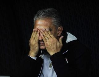 Corinthians x Grêmio Tite (Foto: Marcos Ribolli)