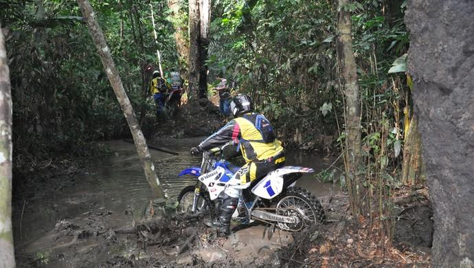 Enduro do Sairé em Santarém (Foto: Divulgação/ Associação dos Trilheiros Tapajós)