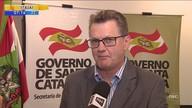 Novo secretário, Acélio Casagrande traça metas para enfrentar crise da Saúde em SC