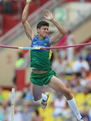 Thiago Braz, Mundial de Atletismo de Moscou (Foto: EFE)