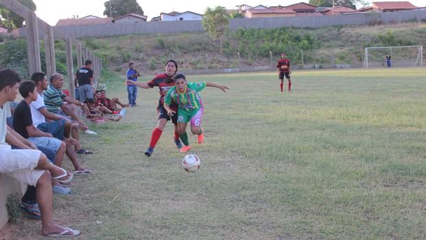 Picos x Flamengo-PI (Foto: Emanuele Madeira/GLOBOESPORTE.COM)