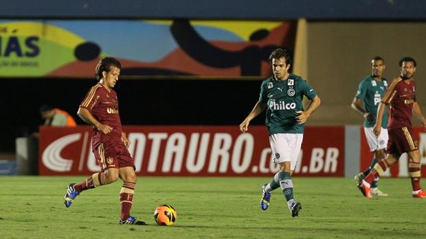 Diguinho Fluminense x Goiás (Foto: Benedito Braga / Vipcomm)