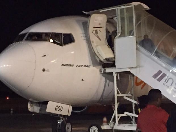 [Brasil] Deputado federal relata pânico após turbulência em voo da Gol: 'Medo' Aviaopouso