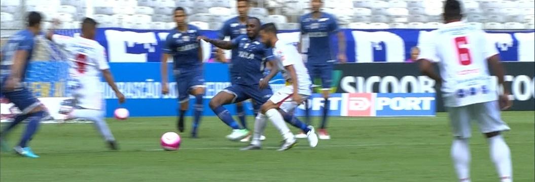 6102859cb9 Cruzeiro x Villa Nova - Campeonato Mineiro 2018 - globoesporte.com