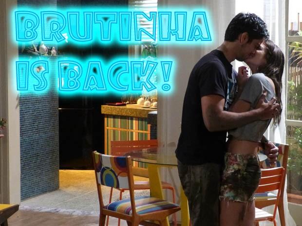 Bruno e Fatinha (Foto: Malhação / TV Globo)