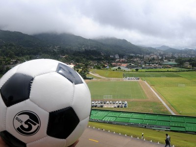 CT Granja Comary seleção brasileira (Foto: André Durão / Globoesporte.com)