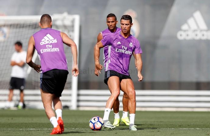 Cristiano Ronaldo, Real Madrid (Foto: HELIOS DE LA RUBIA / realmadrid.com)