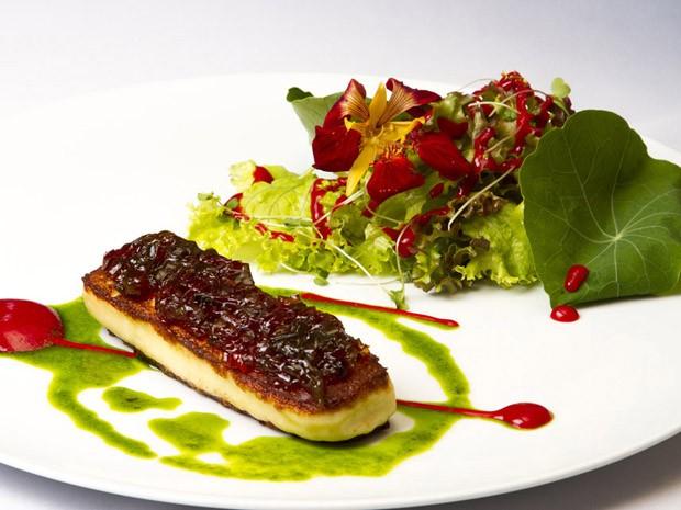 Pratos misturam tendências  e texturas em alquimia gastronômica (Foto: Luciana Ourique)