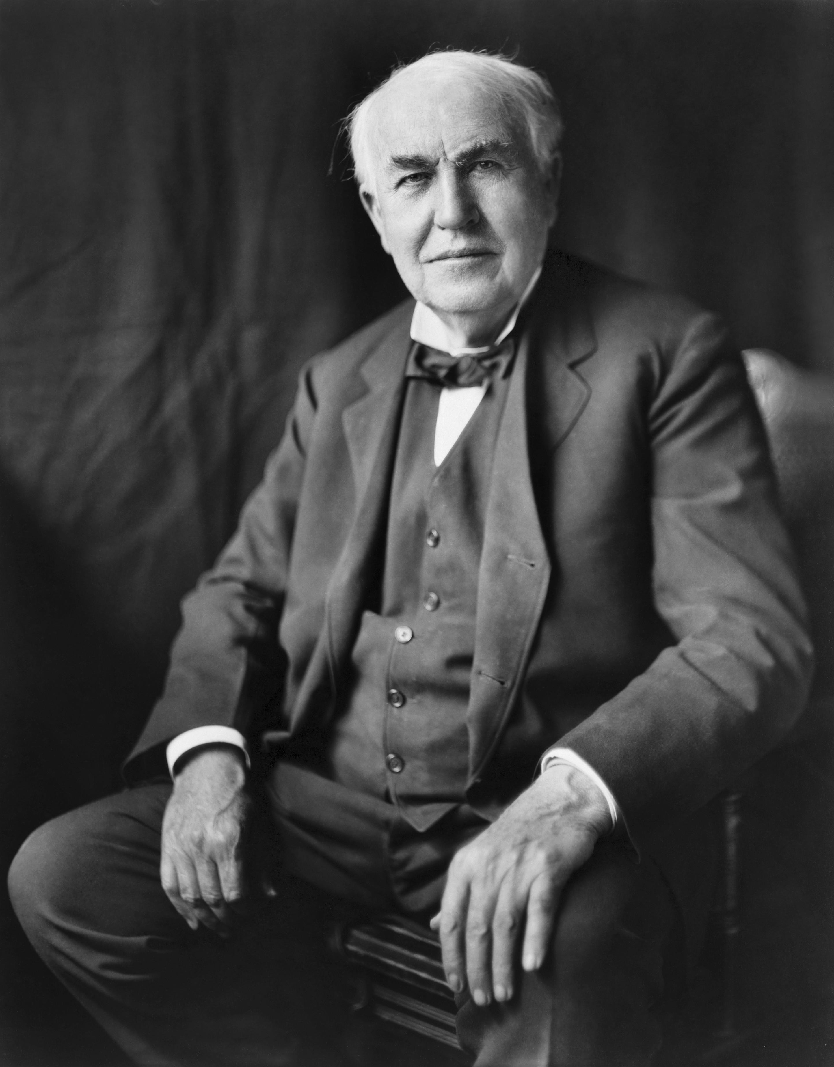 8 invenções de Thomas Edison que mudaram o mundo