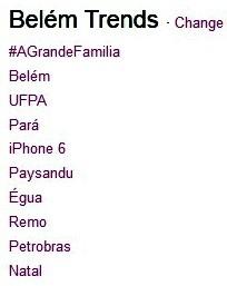 Twitter a Grande Familia  (Foto: Reprodução/Twitter)