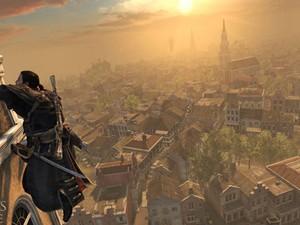 Cena do novo 'Assassin's Creed: Rogue' para o Xbox 360 e o PlayStation 3 (Foto: Divulgação/Ubisoft)
