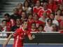 Guardiola visita Lisboa e acompanha lateral-esquerdo do Benfica em ação