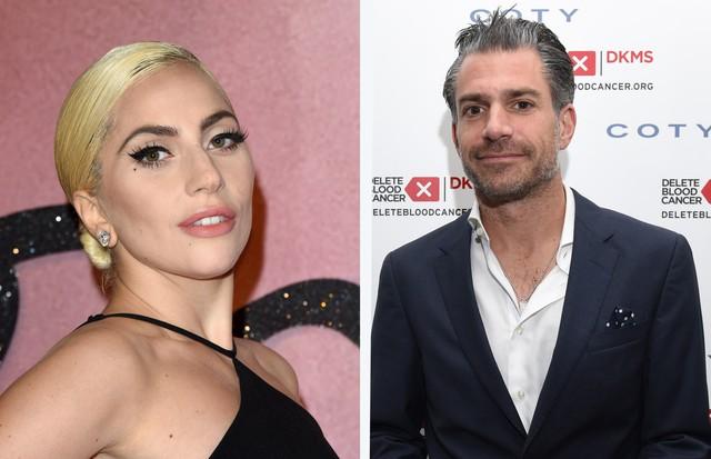 Lady Gaga e Christian Carino (Foto: Getty Images)