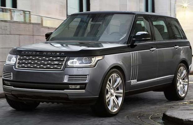 Range Rover SVAutobiography promete ser o mais luxuoso da marca