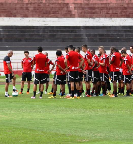 todo cuidado (Luis Augusto/Ag. Botafogo)