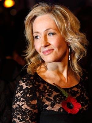 A escritora J.K. Rowling (Foto: Reuters)
