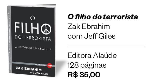 Livro | O filho do terrorista  (Foto: Divulgação)