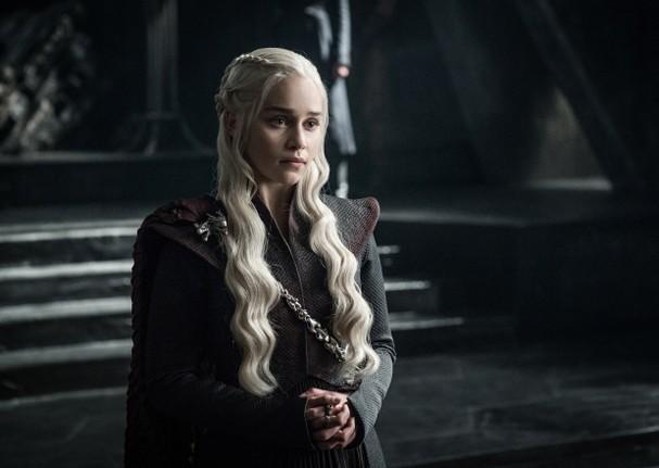 """Daenerys Targaryen (Emilia Clarke) em cena da 7ª temporada de """"Game of Thrones"""" (Foto: Divulgação)"""