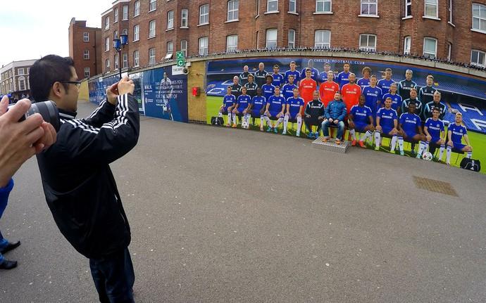 Stamford Bridge CHELSEA (Foto: Cassio Barco)