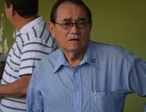 Coronel Nunes, presidente da Federação Paraense de Futebol