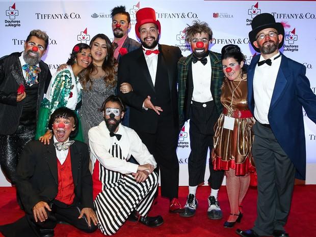 Preta Gil e Tiago Abravanel foram as atrações musicais do baile de gala (Foto: Rafael Cusato e Manuela Scarpa/Brazil News)