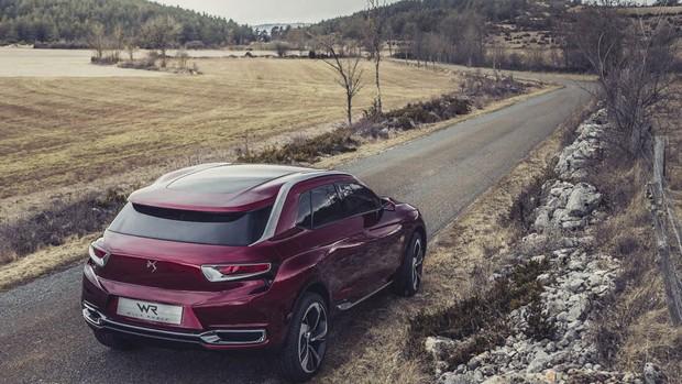 FOTOS: Citroën revela o novo DS Wild Rubis
