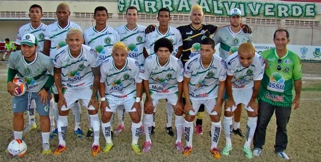 Assu - segunda divisão (Foto: TV Assu/Divulgação)